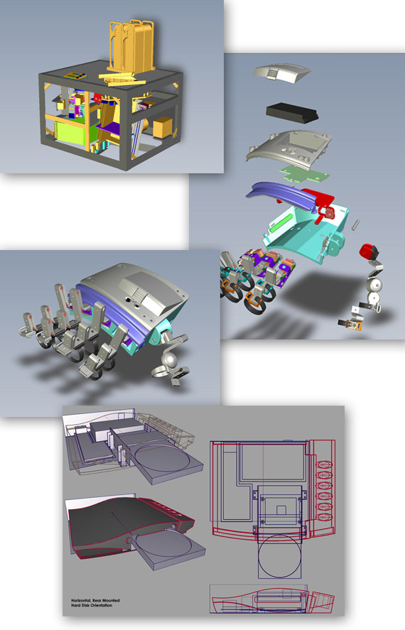 Nytric Services - Mechanical Engineering Photo montage