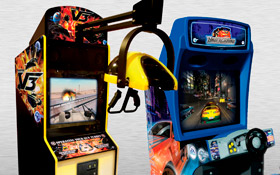 Technology - Arcade Systems image